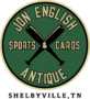 Jon English Antique Sports & Cards
